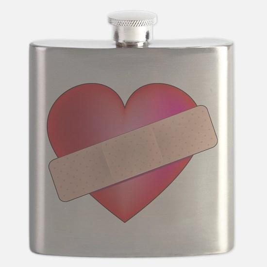 heart bandaid.png Flask