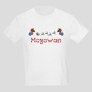 Mcgowan, Christmas Kids Light T-Shirt