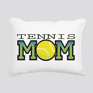 tennis_mom Rectangular Canvas Pillow