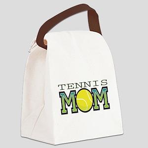 tennis_mom Canvas Lunch Bag