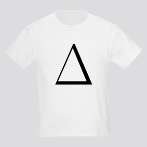 Greek Letter Delta Kids T-Shirt
