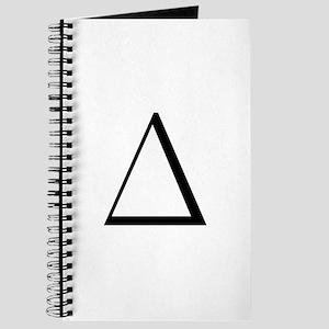 Greek Letter Delta Journal