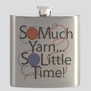 So Much yarn Flask
