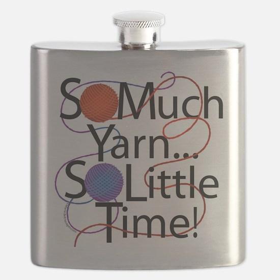 So Much yarn Flask