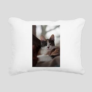 _DSC0018 Rectangular Canvas Pillow