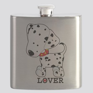 dalmation lover Flask