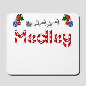 Medley, Christmas Mousepad