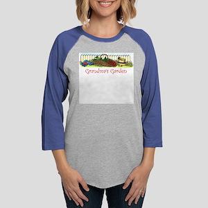 gardening_apron Womens Baseball Tee
