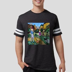 Alpen Dance Mens Football Shirt