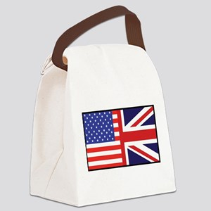 america_britain Canvas Lunch Bag