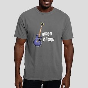 XmasBluesMensDarkT Mens Comfort Colors Shirt