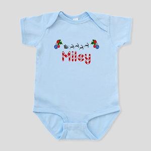 Miley, Christmas Infant Bodysuit