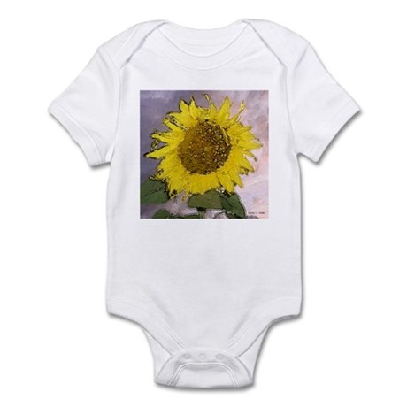 Desert Sunflower Infant Bodysuit