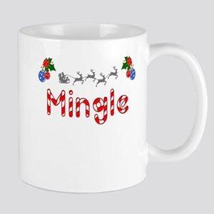 Mingle, Christmas Mug