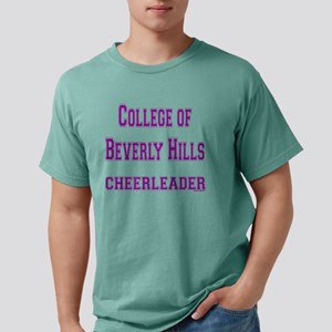 College of Beverly Hills Mens Comfort Colors Shirt