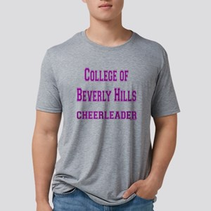 College of Beverly Hills Ch Mens Tri-blend T-Shirt
