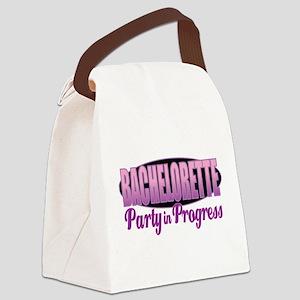 bachelorette_party Canvas Lunch Bag