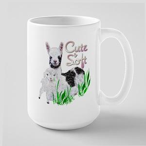 Love Song Large Mug