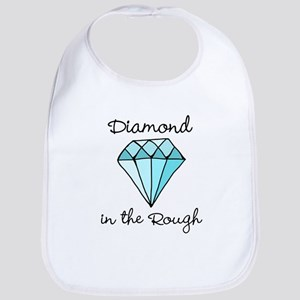 'Diamond in the Rough' Bib