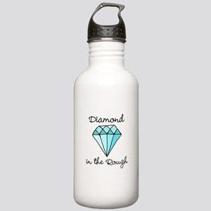 'Diamond in the Rough' Stainless Water Bottle 1.0L
