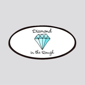'Diamond in the Rough' Patches