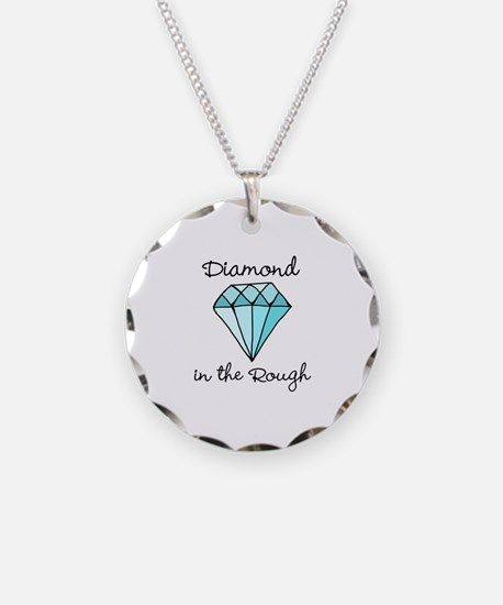 'Diamond in the Rough' Necklace