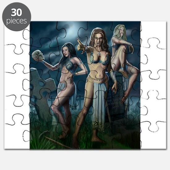 Brides of Dracul Puzzle