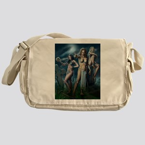 Brides of Dracul Messenger Bag
