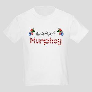 Murphey, Christmas Kids Light T-Shirt