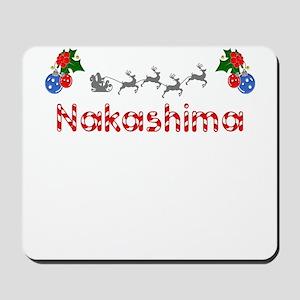 Nakashima, Christmas Mousepad