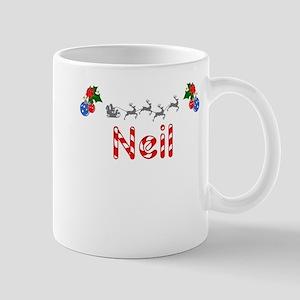 Neil, Christmas Mug