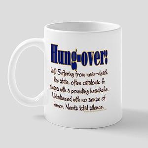 Hung-over Mug