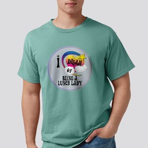 I Dream of Being A Lunch Mens Comfort Colors Shirt