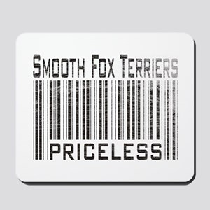 Smooth Fox Terriers Mousepad