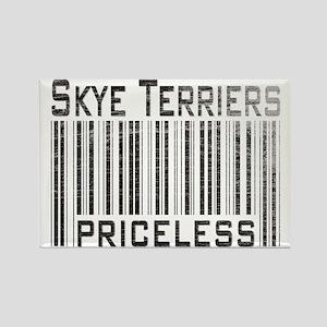 Skye Terriers Rectangle Magnet