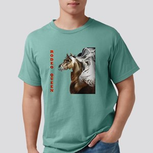 49-rodeo-queen Mens Comfort Colors Shirt