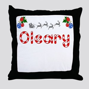 Oleary, Christmas Throw Pillow