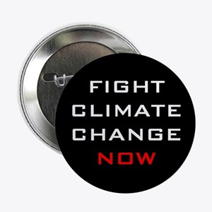 "Fight Climate Change Now 2.25"" Button"