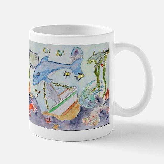 Underwater Fun Mug