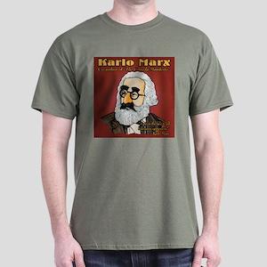 Karlo Marx Dark T-Shirt