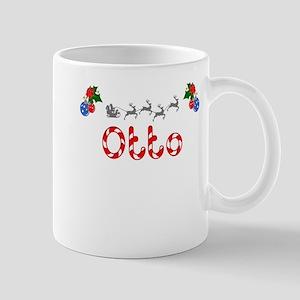 Otto, Christmas Mug