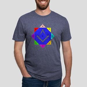 Magic Square Mens Tri-blend T-Shirt