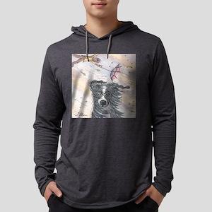 Trifle Breezy Mens Hooded Shirt