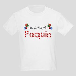 Paquin, Christmas Kids Light T-Shirt