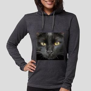 2-skarospillow Womens Hooded Shirt