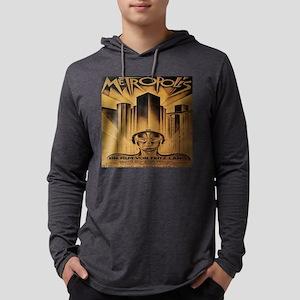 Metropolis_poster Mens Hooded Shirt