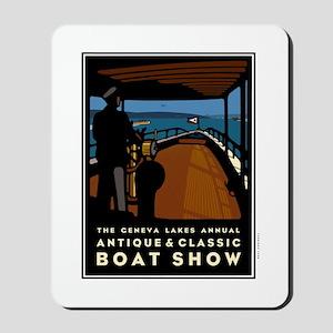 2006 Lake Geneva Classic Boat Show Mouse Pad