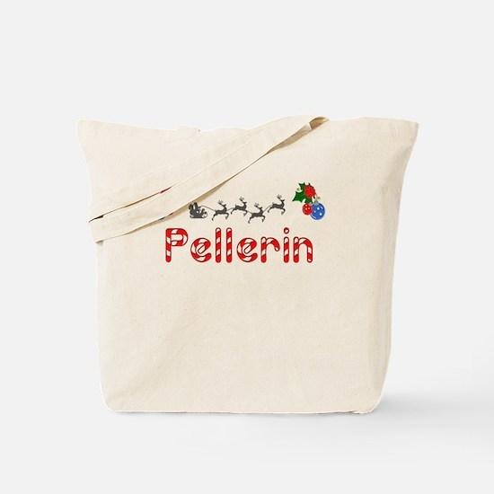 Pellerin, Christmas Tote Bag