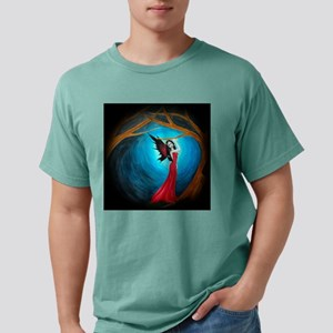Dark Faerie tee Mens Comfort Colors Shirt
