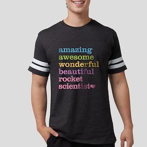 Rocket Scientist Mens Football Shirt